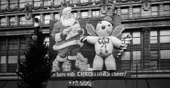 Mr. Bingle and Santa Claus