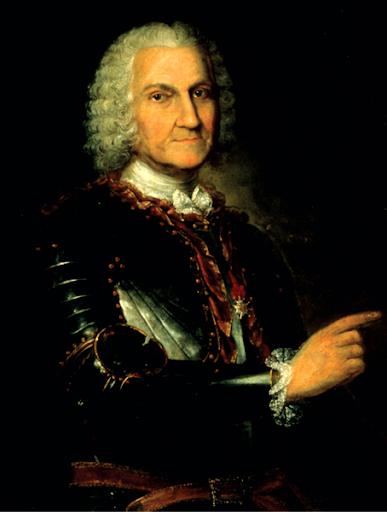 Jean-Baptiste Le Moyne de Bienville