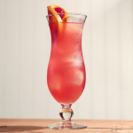 Served over ice, a Hurricane is a New Orleans drink you won't want to miss.
