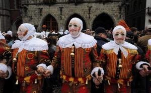 Mardi Gras in Belgium