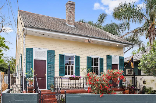 Restored Creole Cottage