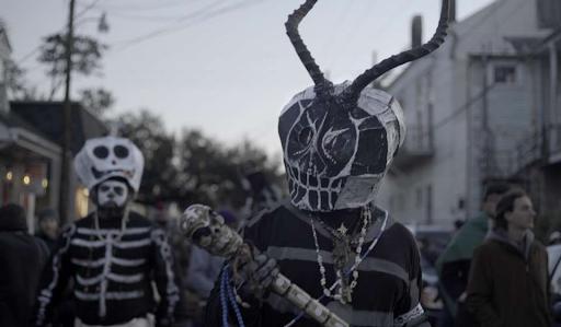 Skull and Bone Gang in Treme