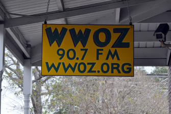 After having several different homes for the station in the past 40 years, the French Market building WWOZ currently broadcasts from might be just the right spot.